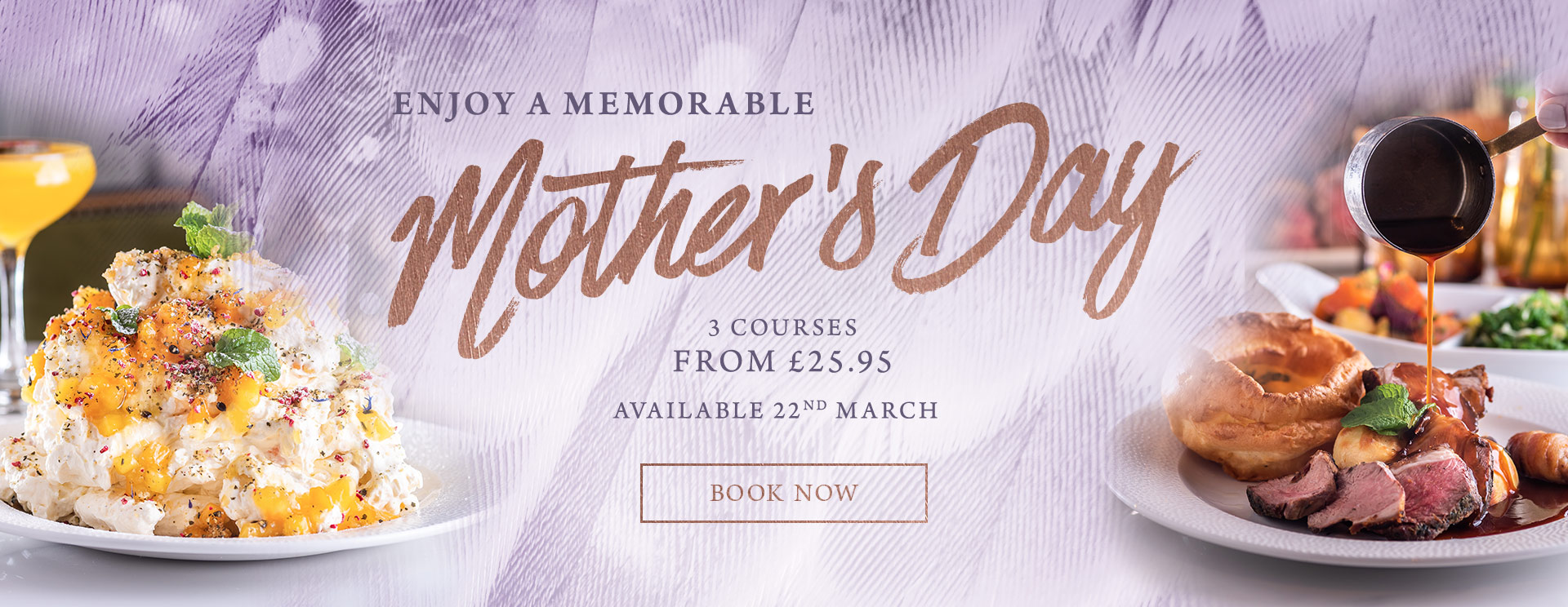 Mother's Day 2019 at The Queen & Castle