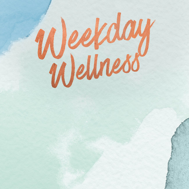 Weekday Wellness at The Queen & Castle