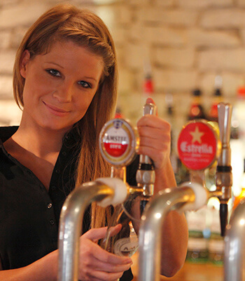 Bar jobs at The Queen & Castle